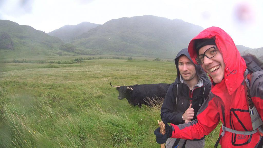 Schottland 2015 - Knoydart Trail - Wanderliebe