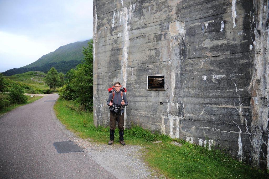 Knoydart Trail Viaduct
