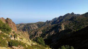 Korsika GR20 2012
