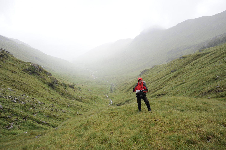 Trekking Schottland Knoydart
